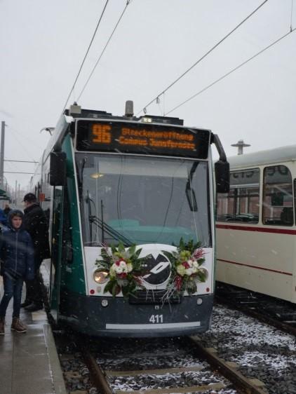 VIP Straßenbahn Verkehr